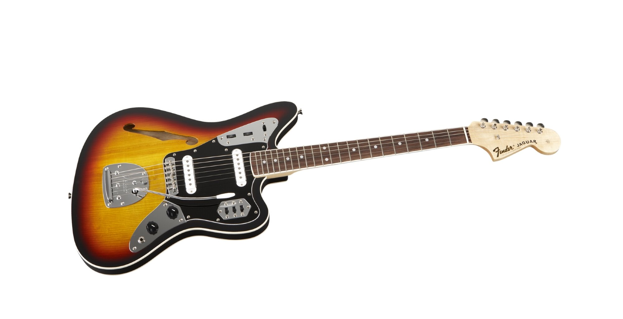 Fender: Special Edition Jaguar электрогитара