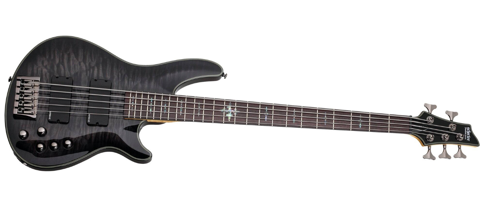басс гитара Schecter:  Damien Elite-5 Electric Bass