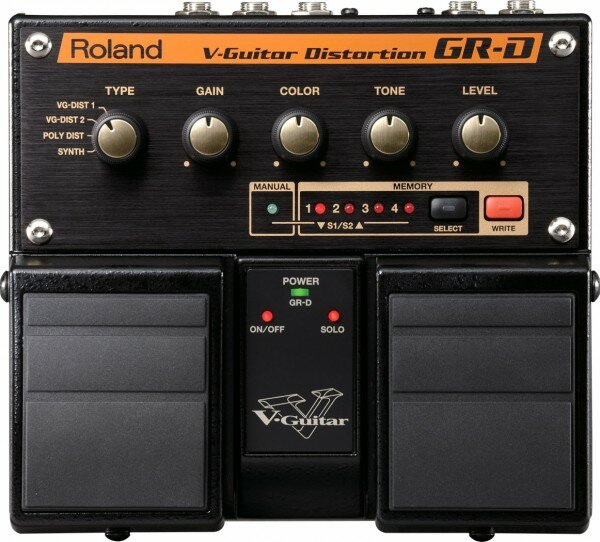 ROLAND: V-Guitar Distortion