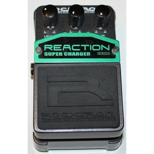 Reaction Super Charger Overdrive овердрайв