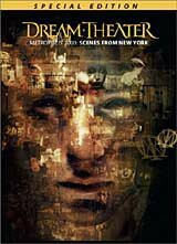 DREAM THEATER: Metropolis 2000  Scenes From New York / (DVD)