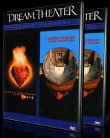 DREAM THEATER: Images And Words Live in Tokyo.  5 Years In A Live Time (DVD)
